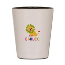 Emilee the Lion Shot Glass
