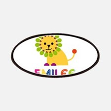 Emilee the Lion Patches