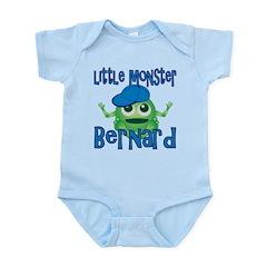 Little Monster Bernard Infant Bodysuit