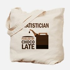 Statistician (Funny) Gift Tote Bag