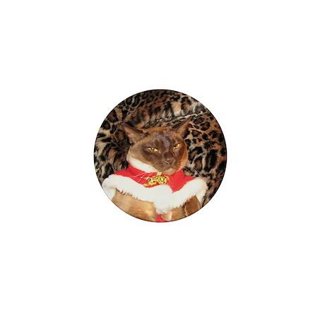 FPG Xmas Cat II Mini Button (100 pack)