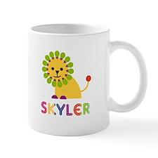Skyler the Lion Mug