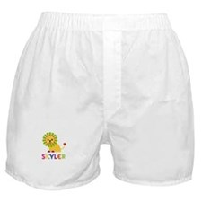 Skyler the Lion Boxer Shorts