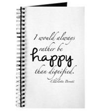 Rather Be Happy Journal