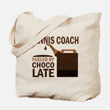 Tennis Coach (Funny) Gift Tote Bag