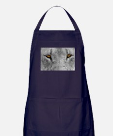 Lion Eyes Apron (dark)
