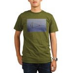 Leaf Organic Men's T-Shirt (dark)