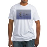 Leaf Fitted T-Shirt
