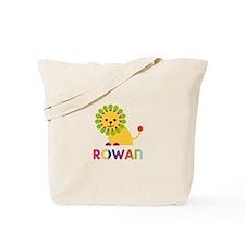 Rowan the Lion Tote Bag