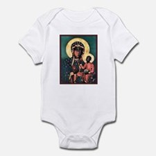 Black Madonna Infant Creeper