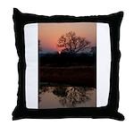 Lion Sands Sunset Throw Pillow