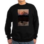 Lion Sands Sunset Sweatshirt (dark)