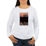 Lion Sands Sunset Women's Long Sleeve T-Shirt