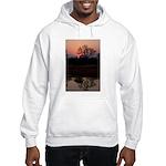 Lion Sands Sunset Hooded Sweatshirt