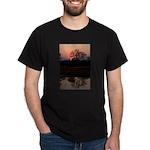 Lion Sands Sunset Dark T-Shirt
