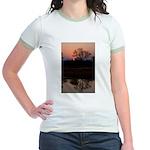 Lion Sands Sunset Jr. Ringer T-Shirt