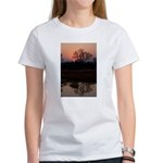 Lion Sands Sunset Women's T-Shirt