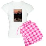 Lion Sands Sunset Women's Light Pajamas