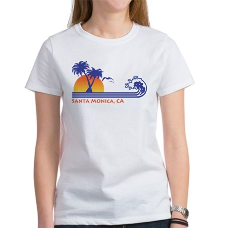 Santa Monica Women's T-Shirt