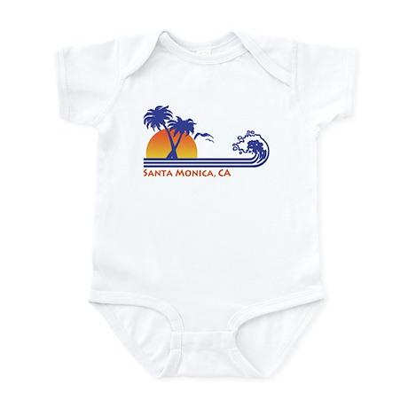 Santa Monica Infant Bodysuit