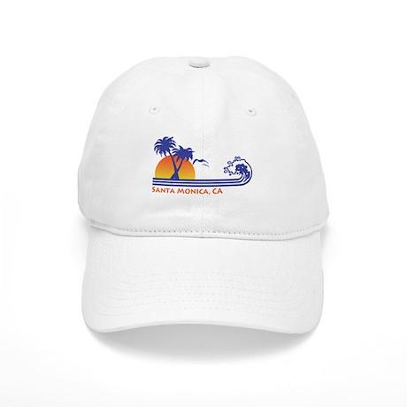 Santa Monica Cap