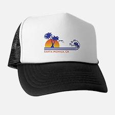 Santa Monica Trucker Hat