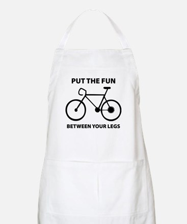 Fun between your legs. Apron