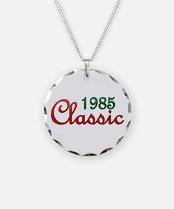 Cute 1985 Necklace