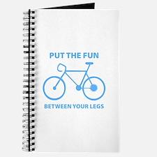 Fun between your legs. Journal