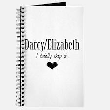 Darcy/Elizabeth Journal
