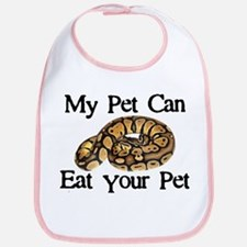 My Pet Can Eat Your Pet Bib