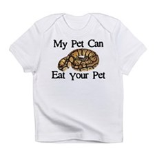 My Pet Can Eat Your Pet Infant T-Shirt