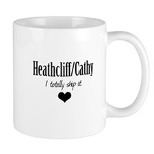 Heathcliff and Cathy Mug