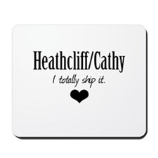 Heathcliff and Cathy Mousepad