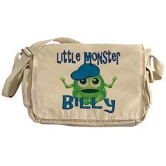Little Monster Billy Messenger Bag