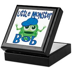 Little Monster Bob Keepsake Box