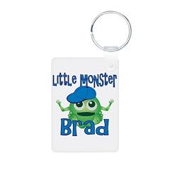 Little Monster Brad Keychains