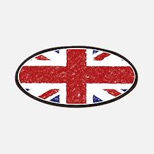 BRITISH FLAG Patches