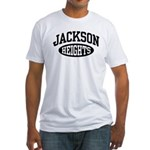 Jackson Heights Fitted T-Shirt