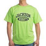 Jackson Heights Green T-Shirt