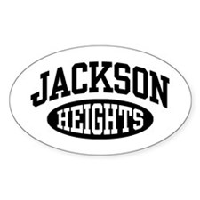 Jackson Heights Decal