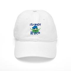 Little Monster Bruce Cap