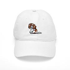 Cute Blenheim CKCS Baseball Cap