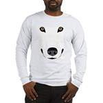 Wolf Face Long Sleeve T-Shirt