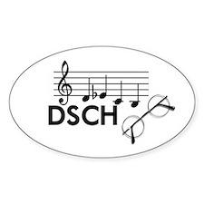 Shostakovich: DSCH Decal