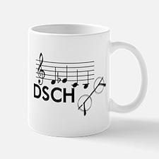 Shostakovich: DSCH Mug