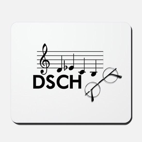 Shostakovich: DSCH Mousepad