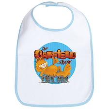 Garfield Show Logo Bib