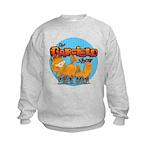 Garfield Show Logo Kids Sweatshirt