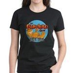 Garfield Show Logo Women's Dark T-Shirt